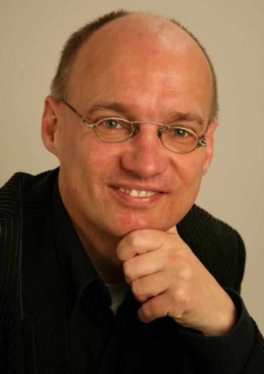 portretfoto van Dr. Eric Ottenheijm